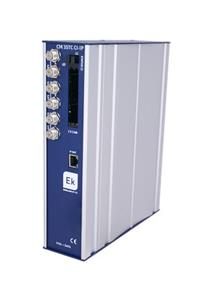 ITS Transmodulátor Triple DVB-S/S2/T/T2/C do IP, 2xCI slot, CM 3STC CI-IP